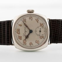 Longines Silver 32mm Manual winding pre-owned