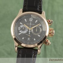 Jaeger-LeCoultre Master Compressor Chronograph Or rouge 41.5mm Gris