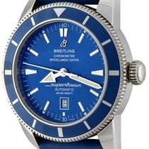 Breitling Superocean Héritage 46 Steel 46mm Blue No numerals United States of America, Texas, Dallas
