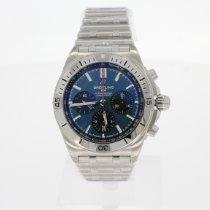 Breitling Chronomat AB0134101C1A1 Ungetragen Stahl 42mm Automatik