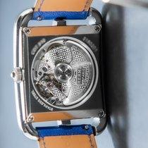 Hermès Stahl 33mm Automatik CD7.810.220MHA gebraucht