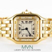 Cartier Gelbgold 22mm Quarz 12802 gebraucht Deutschland, München