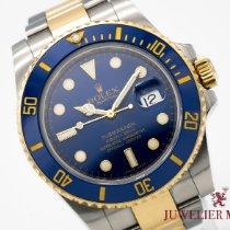 Rolex Submariner Date Gold/Stahl 40mm Blau Keine Ziffern Deutschland, München