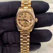 Rolex 179178 Or jaune 2011 Lady-Datejust 26mm occasion
