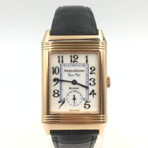 Jaeger-LeCoultre Reverso Grande Taille Roségold 29mm Silber Arabisch