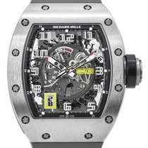 Richard Mille RM 030 RM 030 Titanium Automatic Ottimo Titanio 50mm Automatico