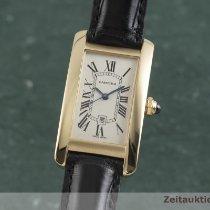 Cartier Tank Américaine 22.5mm Silver