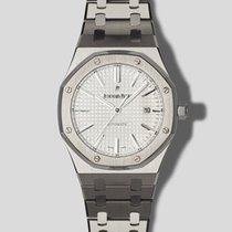 Audemars Piguet Royal Oak Selfwinding Acero 41mm Plata