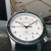 Bremont Steel 43mm Automatic Boeing pre-owned United States of America, Florida, Pompano Beach