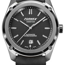Formex new Chronometer 43mm Steel Sapphire crystal