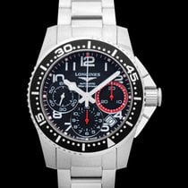 Longines HydroConquest Steel 41mm Black United States of America, California, Burlingame