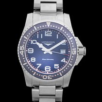 Longines HydroConquest Steel 41mm Blue United States of America, California, Burlingame