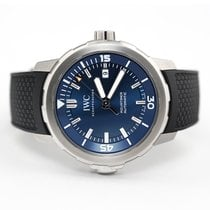 IWC Aquatimer Automatic Steel 42mm Blue No numerals United States of America, Florida, Aventura