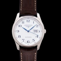 Longines Master Collection Steel 40mm Silver United States of America, California, Burlingame