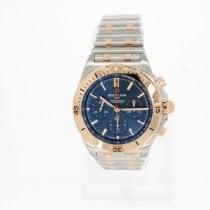 Breitling Chronomat UB0134101C1U1 Nieuw Goud/Staal 42mm Automatisch
