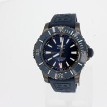 Breitling Titanium Automatic Blue 48mm new Superocean