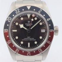 Tudor Black Bay GMT Stahl 41mm Schwarz Keine Ziffern Deutschland, München
