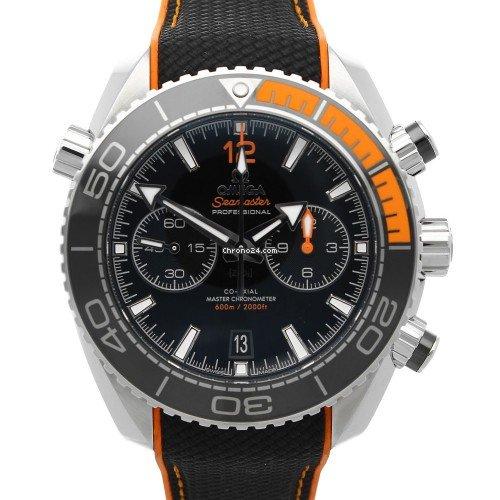 Omega Seamaster Planet Ocean Chronograph 215.32.46.51.01.001 2021 new