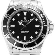 Rolex Submariner (No Date) 14060M 2003 подержанные