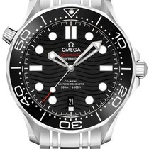 Omega Seamaster Diver 300 M new 2021 Automatic Watch with original box and original papers 210.30.42.20.01.001