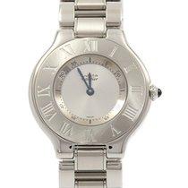 Cartier 21 Must de Cartier 30mm Silver