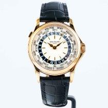 Patek Philippe 5110J-001 Oro amarillo 2013 World Time 37mm nuevo
