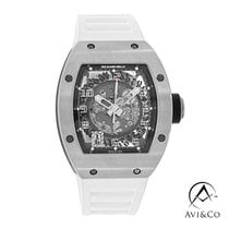 Richard Mille RM 010 Titanium 39mm Transparent Arabic numerals United States of America, New York, New York