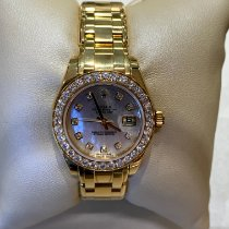 Rolex Lady-Datejust Pearlmaster 80298 nuevo