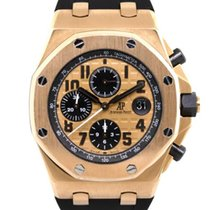 Audemars Piguet Royal Oak Offshore Chronograph Rose gold 42mm Gold United States of America, Florida, Boca Raton