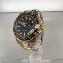 Rolex GMT-Master II 116713LN 2015 pre-owned