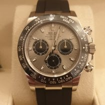 Rolex Daytona White gold 40mm Grey No numerals UAE, Dubai
