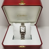 Cartier Tank Anglaise new 2016 Quartz Watch with original box and original papers W5310022