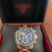 Chopard pre-owned Automatic 42mm Black Sapphire crystal 5 ATM
