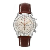 Breitling Navitimer Heritage Steel 41mm Silver No numerals United States of America, Pennsylvania, Bala Cynwyd