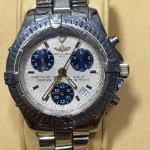 Breitling Colt Chronograph Steel 38mm Silver No numerals United States of America, California, 90266