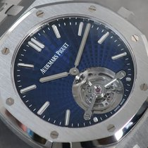 Audemars Piguet Royal Oak Tourbillon Titanium Blue