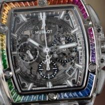 Hublot Spirit of Big Bang 42mm Transparent No numerals