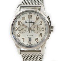 Breitling AB1411 Good Manual winding