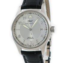 IWC Pilot Mark Steel 38mm Silver