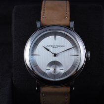 Laurent Ferrier occasion Remontage automatique 40mm Argent Verre saphir