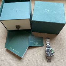 Ball Steel 44mm Automatic DC1028C pre-owned Singapore, singapore