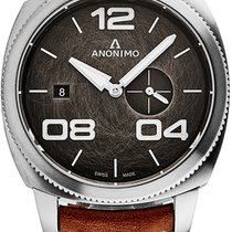 Anonimo Steel 43.4mm Automatic AM102001002A02 new United States of America, New York, Brooklyn