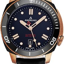 Anonimo 44mm Automatic AM100208005A05 new United States of America, New York, Brooklyn