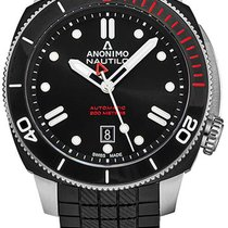 Anonimo Steel Automatic AM100201001A11 new United States of America, New York, Brooklyn
