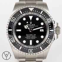 Rolex Acero Automático 44mm nuevo Sea-Dweller Deepsea