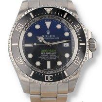 Rolex Sea-Dweller Deepsea 116660 2015 pre-owned