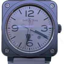 Bell & Ross BR 03-92 Ceramic Çok iyi Seramik 42mm Otomatik
