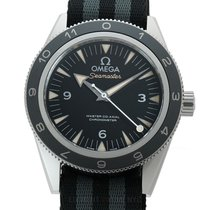 Omega Seamaster 300 Steel 41mm Black United States of America, New York, New York