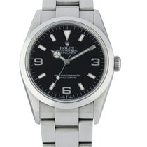 Rolex Explorer Steel 36mm Black United States of America, New York, New York