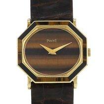 Piaget 981 Очень хорошее Желтое золото 26mm Механические